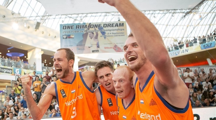 Amsterdam has been chosen to host the 2017 Europe Cup and the 2019 World Cup ©FIBA