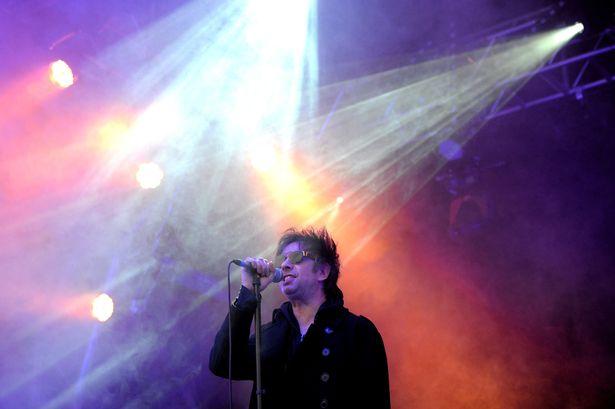 Echo  the Bunnymen frontman Ian McCulloch
