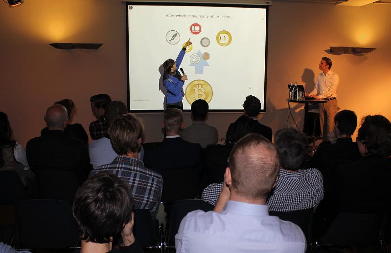 Bitcoin Wednesday Amsterdam meetup
