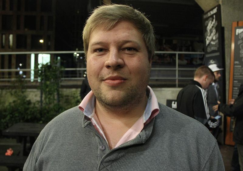 Bitonic CEO Jouke Hofman