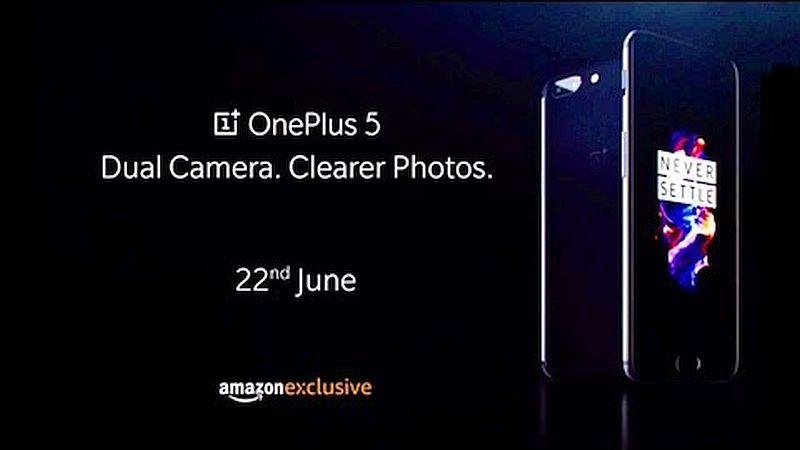 OnePlus 5 Dual Camera OnePlus 5 Dual Camera