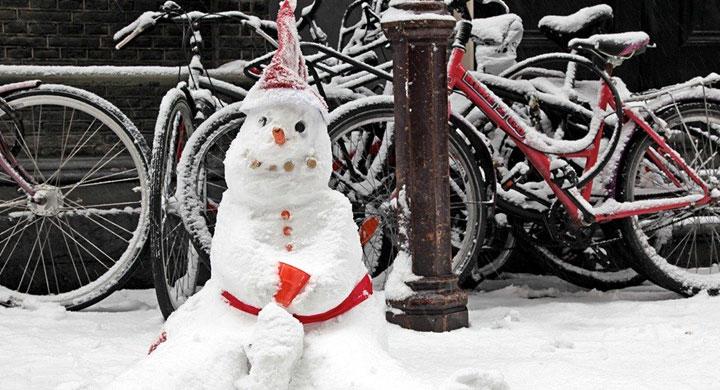 Winter Breaks - Amsterdam City Guide