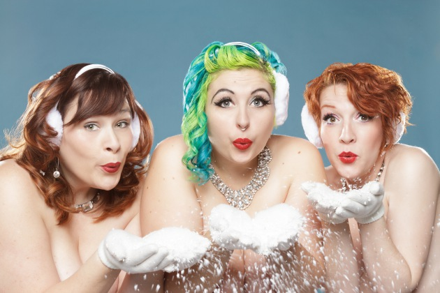 Naked Girls Reading: Winter Wonderland