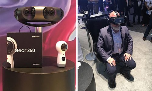 Finding the Virtual Reality and Augmented Reality at InfoComm 2017