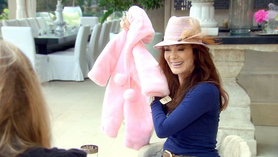 Lisa Vanderpump wants grandchildren
