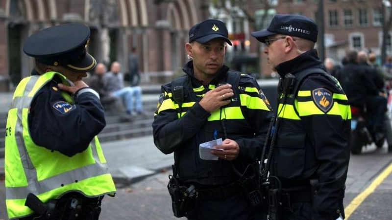 Dutch police officers (Stock Photo: Politie)