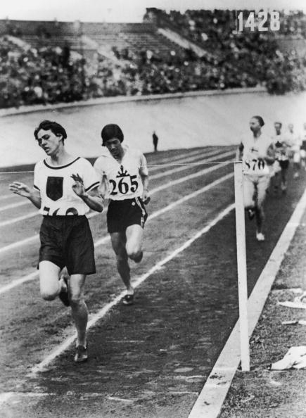 Lina Radke of Germany won the first Olympic women's 800 metres at Amsterdam 1928 ©Getty Images