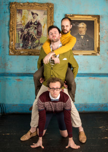 Sketch-sensations BEASTS are among more than 200 comedy acts at Brighton Fringe