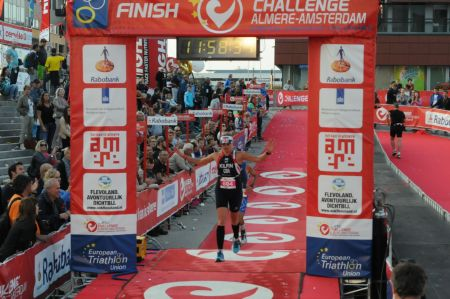 Amy Kilpin Challenge Almere