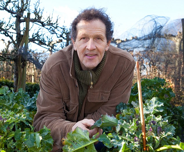 Fans of BBC Two show Gardeners' World, presented by Monty Don (pictured), have set up an online petition demanding the corporation to stop cancelling its half-hour Friday slot since it keeps getting bumped for sport