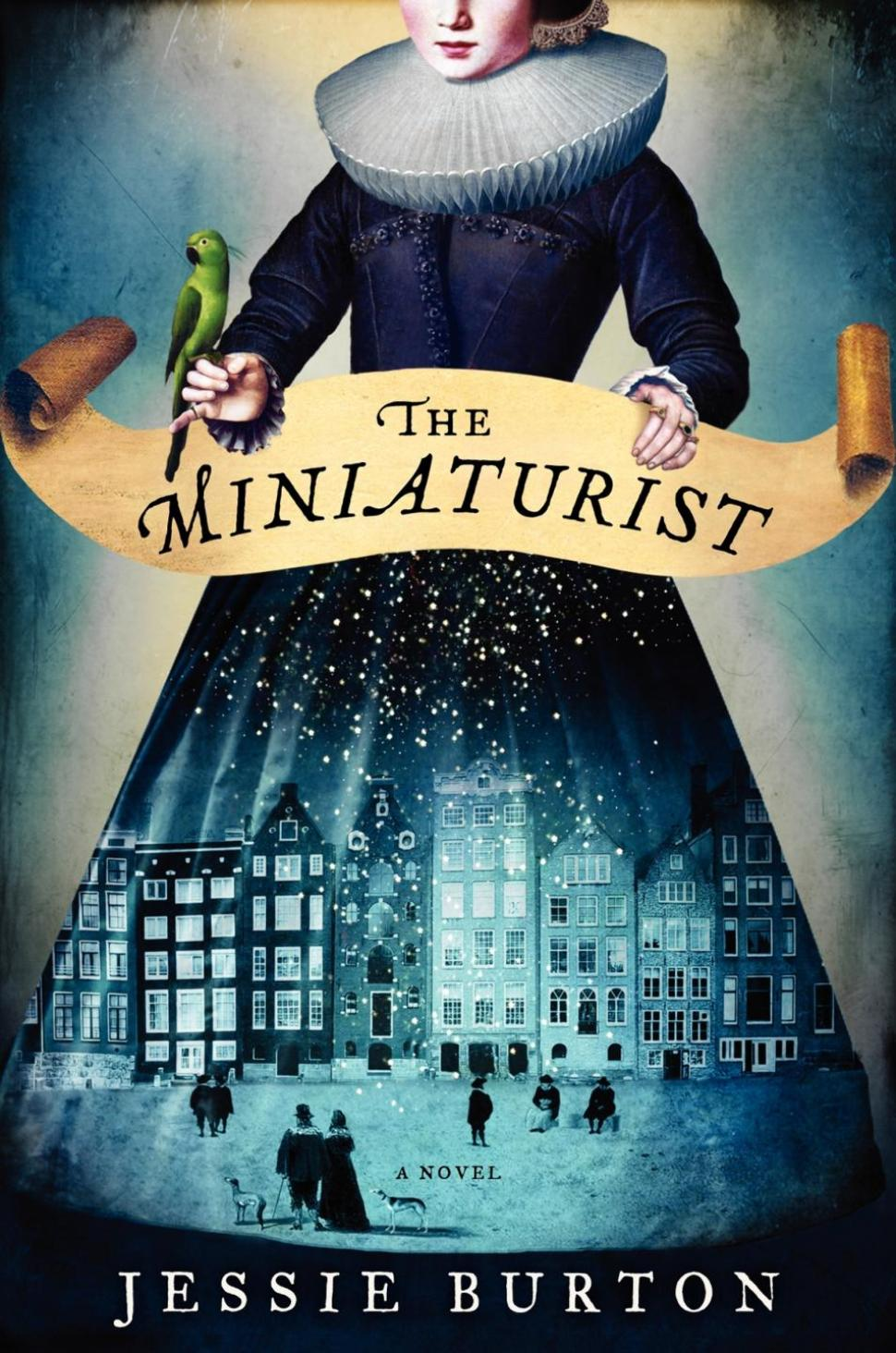 """The Miniaturist"" is a domestic drama with a touch of the supernatural, set in 1600s Holland."