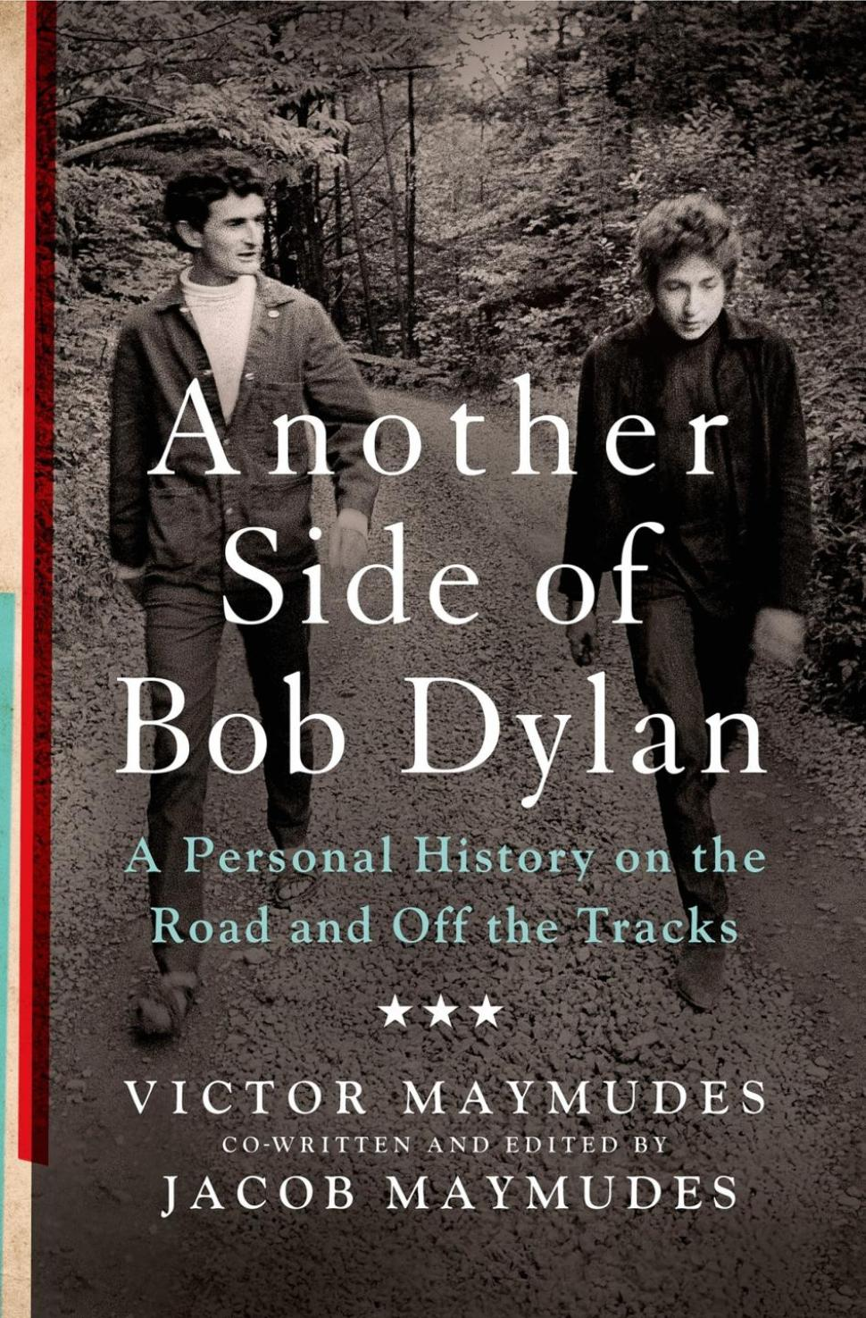 An account based on Victor Maymudes' memories of his years as an associate of Dylan