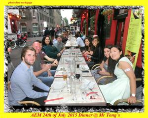 Amsterdam Expat Meetup Mr Tong