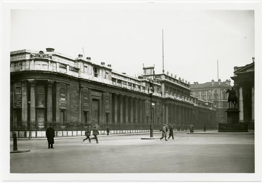 Bank of England, c.1917