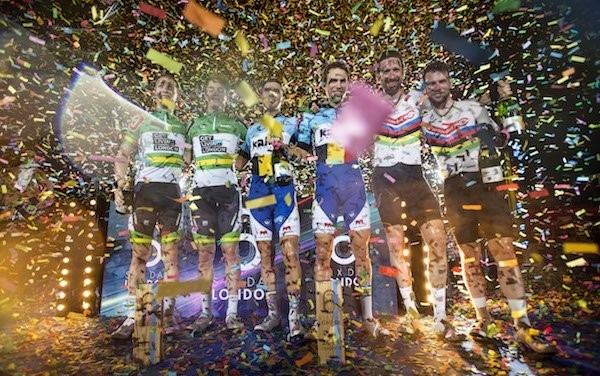 The second round of the cycling Six Day Series is due to start in the Dutch capital of Amsterdam tomorrow ©Six Day Series