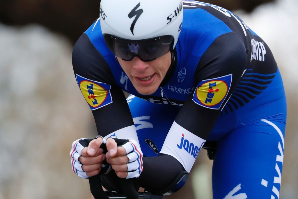 Niki Terpstra will be one of many Dutch cyclists competing on home soil this weekend ©Getty Images