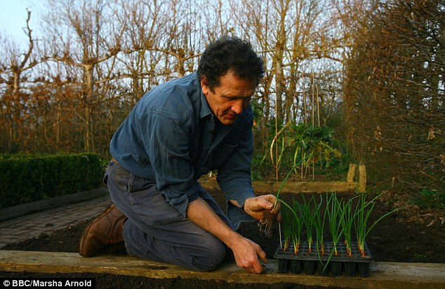 Monty Don has told his 26,500 Twitter followers he finds the BBC show's hiatus over the coming weeks 'galling'
