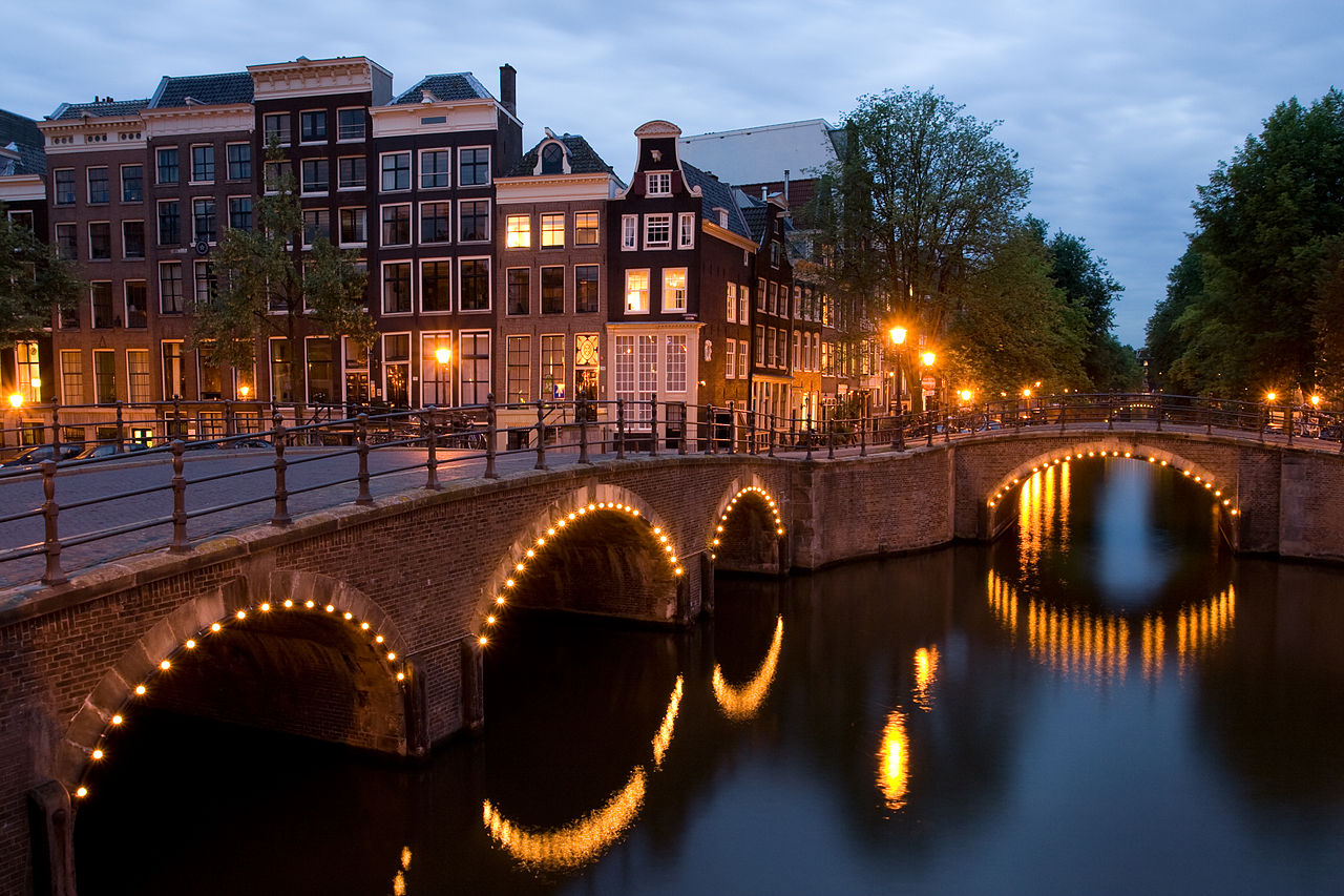 Amsterdam has a Night Mayor. How else can cities rejuvenate their night-time economies? ©Massimo Catarinella